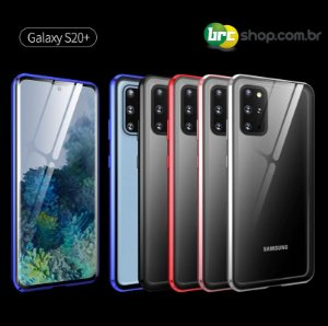 Capa para Celular Magnética 360º Samsung Galaxy S20 PLUS