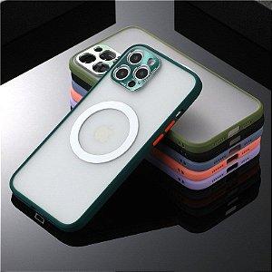 Capa Magnética Magsafe Para iPhone 11
