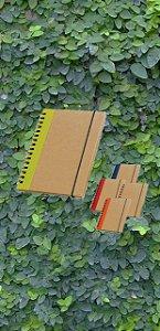 Caderno Capa Dura 105 x 145 mm C/ 100 Unidades - OP 93428