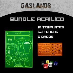 BUNDLE ESSENCIAL ACRÍLICO GASLANDS