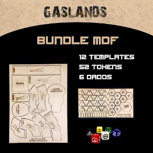 BUNDLE ESSENCIAL MDF GASLANDS