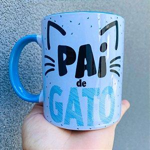 Caneca - Pai de Gato