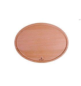 Tabua de Madeira Oval Personalizado