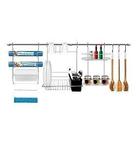Kit Cozinha Suspensa com 12 peças