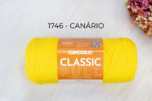 Lã Classic Pull