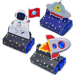 Porta Bis Triplo Astronauta com 06 unidades