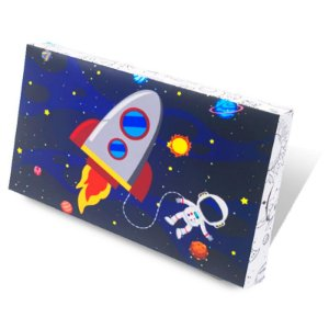 Caixa Kit Kat Astronauta com 06 unidades