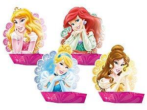 Porta Confeitos Princess Debut Com 08 Unidades