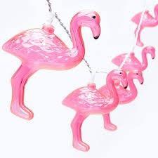 Cordão de LED Flamingo