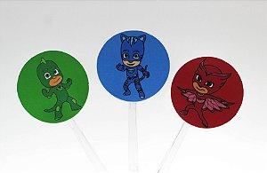 Colherzinha PJ Masks c/ 10und