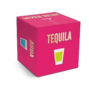 Caixa Dado Drink Despedida de Solteira