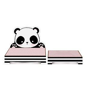 Kit suporte para Doces Panda com 02 Unidades