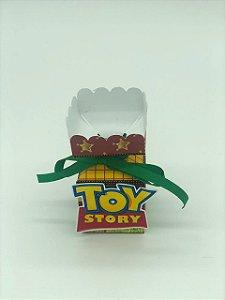 Caixa bala personalizada toy story c/ 06 unidades