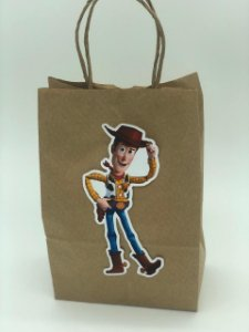 Sacola papel Toy Story c/ 06 unidades
