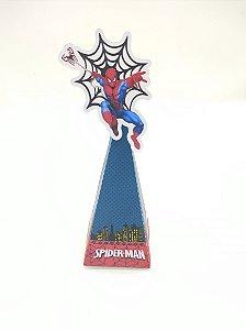 Cone personalizado Homem Aranha com 06 unidades