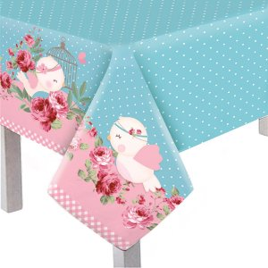 Toalha de mesa principal Jardim Encantado 118x180