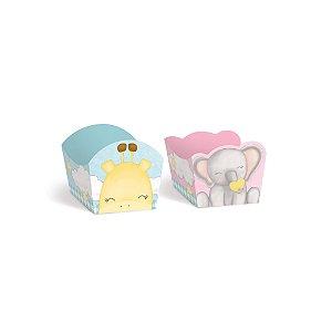 Forminha para doces bichinhos baby c/ 24 unidades