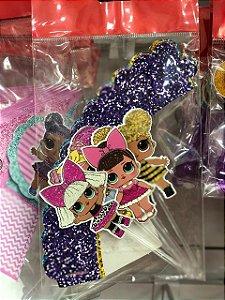 Kit para cupcake com 06 unidades