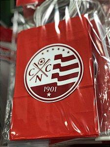 Sacola de papel personalizada Náutico com 06 unidades