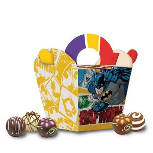 Caixa Surpresa especial Batman 2016 com 08 unidades