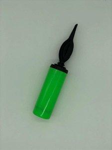 Bombinha para balão cores 24,5cm