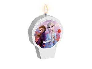 Vela plana Frozen II