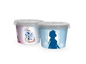Copinho com tampa Frozen II 50ml com 08 unidades