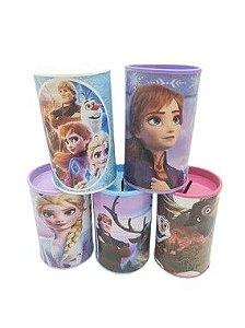 Cofre Frozen II com 05 unidades