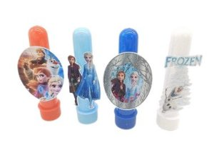 Tubete Frozen II com 04 unidades