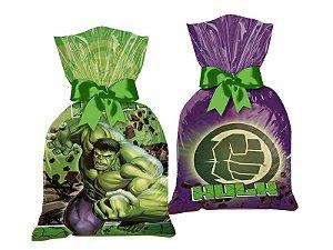 Sacola Surpresa Hulk com 08 unidades