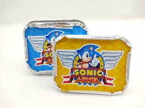Marmita M Sonic com 12 unidades