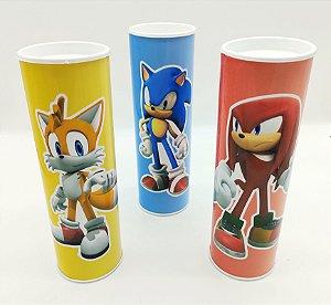 Latão Sonic com 03 unidades