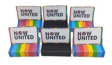 Porta Bis Triplo Now United com 06 unidades