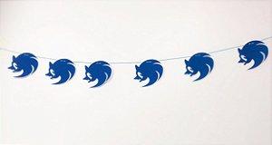 Faixa Decorativa Sonic