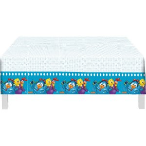 Toalha de mesa principal Galinha Pintadinha 01 unidade