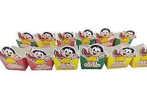 Forminha Mini Cachepot Magali com 12 unidades