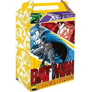 Caixa Surpresa Batman 2016 com 08 unidades