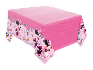 Toalha Minnie Rosa 120x220cm