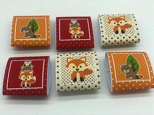 Embalagem de Brownie Bosque com 06 unidades