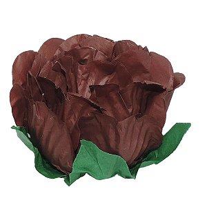 Forminha Floretta Fest Chocolate 30 unidades