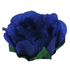 Forminha Floretta Fest Azul Marinho 30 unidades