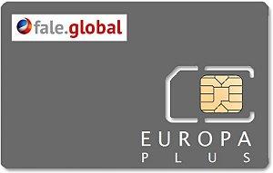 CHIP EUROPA PLUS até 14 DIAS - 5Gb