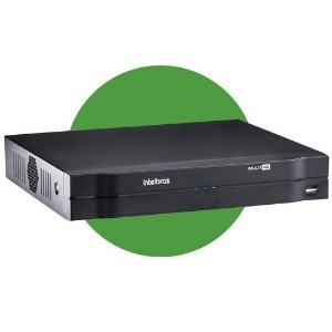 DVR INTELBRAS 16 CANAIS MULTI FULL HD 1080N ALTA RESOLUÇÃO MHDX 1216