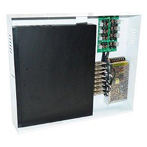 RACK ORION HD 9000 PVT DUPLEX 16 CANAIS