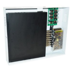 RACK ORION HD 9000 PVT DUPLEX 8 CANAIS