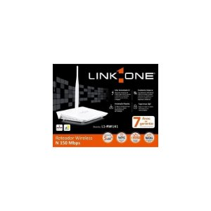 ROTEADOR LINK-ONE 150N WIRELESS L1-RW141