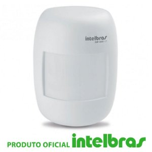 SENSOR INFRAVERMELHO COM FIO IVP 3000 CF- INTELBRAS