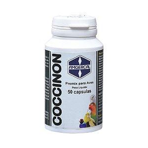 Coccinon Vitasol - Pote com 50 cápsulas