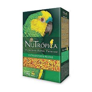 Nutrópica Papagaio com Frutas - 1,2 Kg