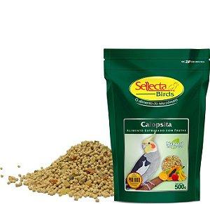 Sellecta - Calopsita Natural com Frutas - 500g